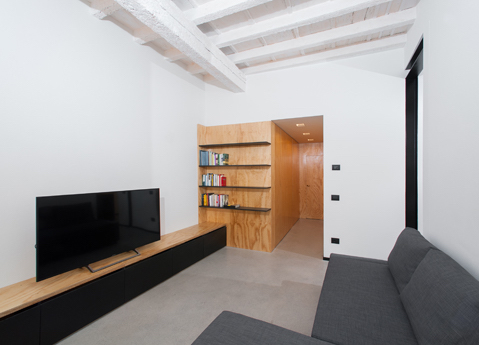 Interior Design Casa Vigniolo in Ferrara, Italy